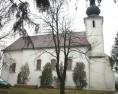 a szentély helyreállítás után