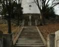 templom támpillérek nélkül