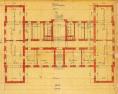 földszinti alaprajz 1876-ból