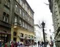 meglévő Váci utcai homlokzat